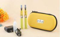 Wholesale Ego Cigaretter - Who-lesale -- Ego CE4 Kit CE4 Atomizer 2Pcs  650mah 900mah 1100mah Double Battery Stainless Steel Multicolor Select Ego Cigaretter Kit
