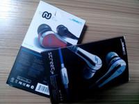 kulaklıklar mikrofonu yoksay toptan satış-Mükemmel Mini 50 cent mic ve sessiz düğmesi ile SMS Ses 50 cent In-Kulak kulaklıklar kulaklık SOKAK 50 Cent stokta tarafından DHL Ücretsiz