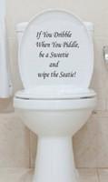 ingrosso adesivi decalcomanie nome-Sedile da toilette inglese post muro Carta da parati artistica appesa Adesivo da parete fata personalizzata Qualsiasi nome Qualsiasi colore Bambino Camera da letto