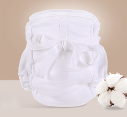 Washable Cotton Nappy Canada - Free Shipping,Pure cotton ecological cotton pants Diaper cover  Cloth diapers cloth nappies   Training Pants more breathable