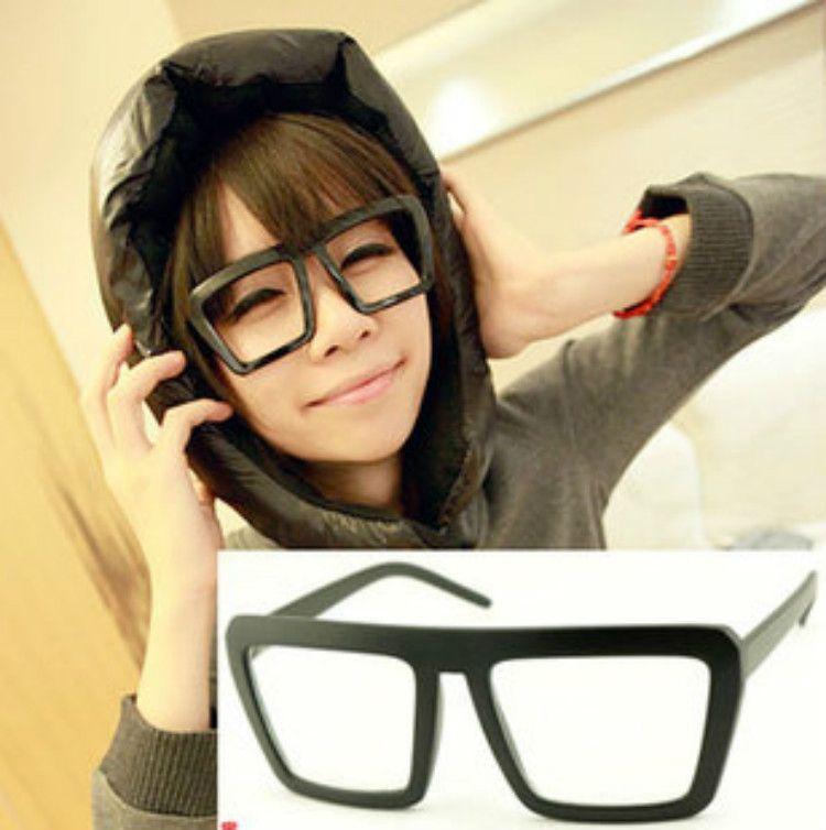 07961901fea Black Glasses Frames Fashion
