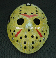 Free shipping delicated Jason Voorhees Freddy hockey festiva...