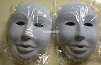 Wholesale Horror Paper Mask - Wholesale12pcs best selling New Arrival Guaranteed 100% Common Adult Christmas Horror mask masquerade party + free shipping