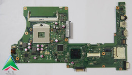 laptop motherboard asus Australia - x401a main board for asus x301a x401a x501a laptop motherboard intel hm70 motherboard