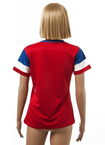 c670484bda7 2019 2014 World Cup Women's Soccer Jerseys Team USA Jersey Red White S M L  XL Mix Match Order Customs Jersey High Quality From Dhchina, $13.67 |  DHgate.Com