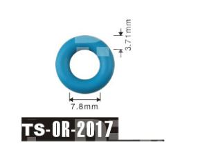 Free shipping!200pcs Fuel Injector O Ring TS-2017 size:7 8x3 7mm