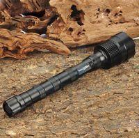 Wholesale Trustfire Wholesale - Free DHL,TrustFire 3T6 3800 Lumens 3 x CREE XM-L T6 5-Mode LED Flashlight Torch Lamp + Extendable Tube