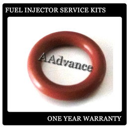 Wholesale Nozzle Ring - O'ring For Delphi Fuel Injector 25334150,Brown Color O Ring Viton Kits For GM Kia injectors,Viton o ring Sizes Diameter 9.19*2.62mm