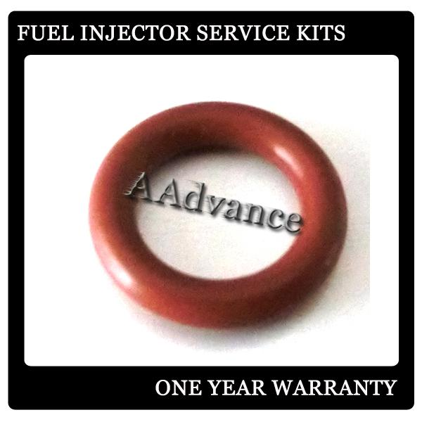 O'ring For Delphi Fuel Injector 25334150,Brown Color O Ring Viton Kits For GM Kia injectors,Viton o ring Sizes Diameter 9.19*2.62mm