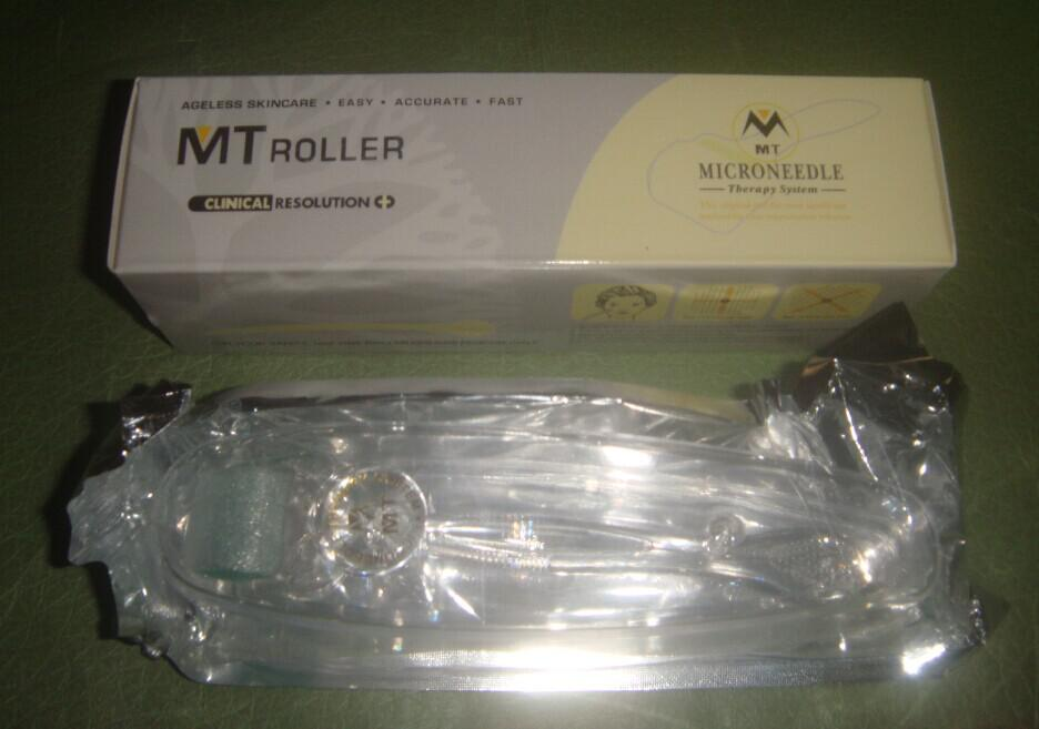 10 pezzi / lotto Bella Micro Needle MT Derma Roller 192 Rimozione della grinza degli aghi Dermaroller In vendita