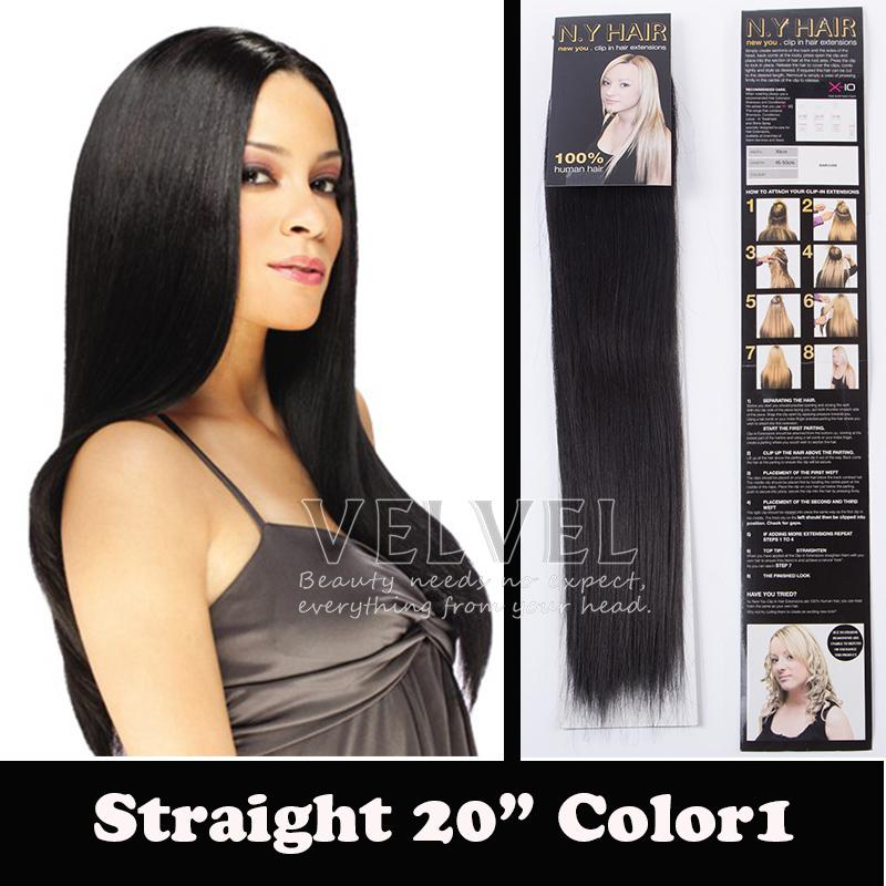 Ny yaki straight hair 1 synthetic hair extension high temperature 10pcslotfree shipping ny yaki straight hair 22 color1 synthetic hair extension high temperature silky straight hair weave wholesale pmusecretfo Gallery