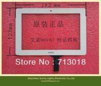 Wholesale Ainol Novo Tablet Venus - Wholesale-Wholesale! 10PCS Lot Original 7``inch Ainol novo 7 Venus Quad Core Tablet PC Ainol Touch Screen Touch Panel black white