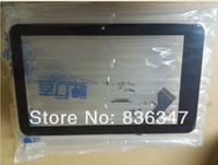 """Wholesale Mtk6575 Tv - Wholesale-100% Original Touch Screen Replacement For 7"""" Freelander PD10 3G MTK6575 MTK6577 PD20 3G TV Tablet PC FPC3-TP70001AV2"""