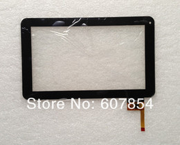 "Wholesale Digitizer Momo9 - Wholesale-L9 9"" Capacitive touch screen digitizer touch panel glass for Ployer momo9 Star code 300-N3860B-A00-V1.0 free shipping"