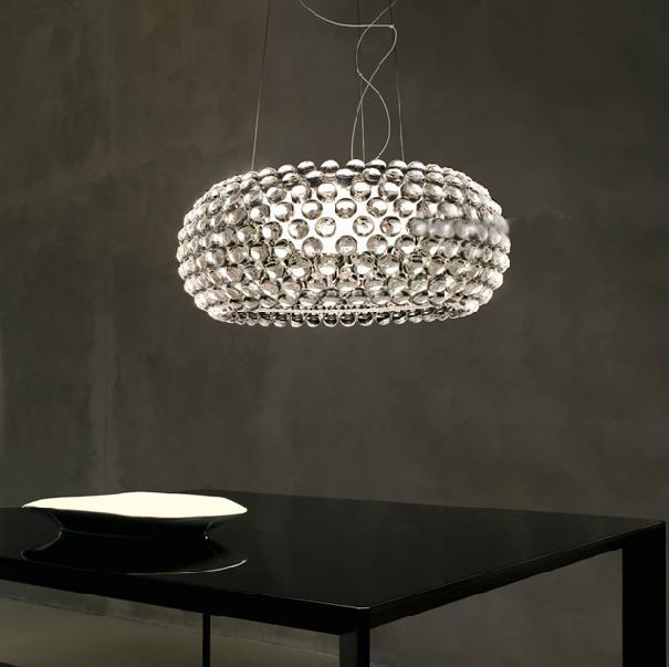 foscarini caboche pendant lamp eliana gerotto 650mm 500mm. Black Bedroom Furniture Sets. Home Design Ideas