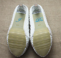 Wholesale Wholesale I Shoe Stickers - Shoes Sticker Bridal Accessories I DO Blue Pink Color 150pcs Free Shipping 0610B13
