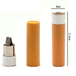 Wholesale Drop Shipping Electronic Cigarettes - Hot Sale 10pcs V9 Electronic Cigarette Atomizer Vaporizer Smoking Cessation Products Drop Shipping CEA-00228-10PCS