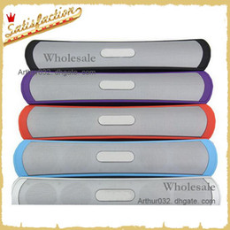 Wholesale Pill Stereo - Mini BE-13 Pill Bluetooth V2.0 Portable Speaker HIFI Subwoofer Loudspeaker Stereo TF Card USB Call Handsfree Car MP3 Music Player Sound BOX