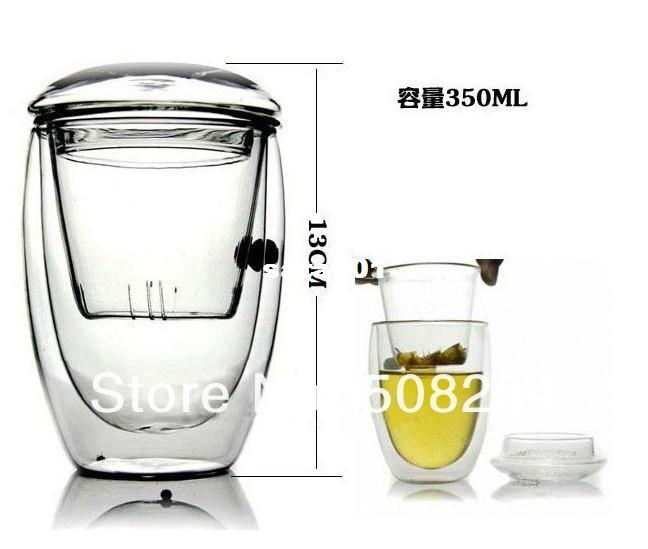 Wholesale Novelty Gifts Bodum Double Wall Glass Tea