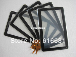 Wholesale Tablet Touch Screen Panel Digitizer - Wholesale-Free shipping 10.1 inch touch screen,100% New touch panel,Tablet PC touch panel digitizer AD-C-100050-1-FPC