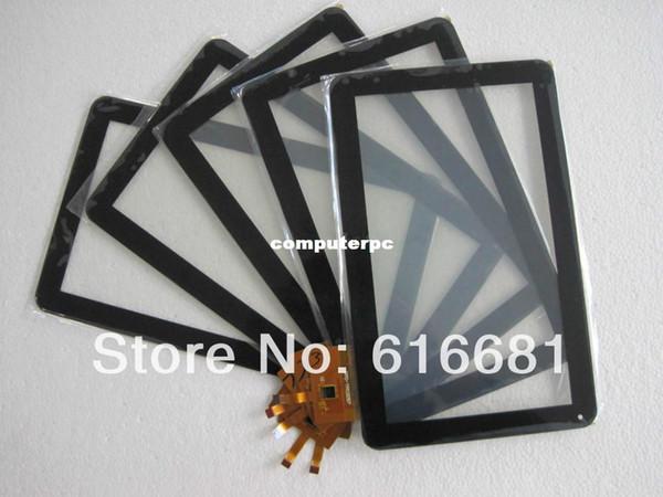 Toptan-Ücretsiz nakliye 10.1 inç dokunmatik ekran,% 100 Yeni dokunmatik panel, Tablet PC dokunmatik panel sayısallaştırıcı AD-C-100050-1-FPC