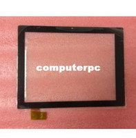 Wholesale Inch M6 - Wholesale-Black Original touch screen 9.7' inch ONN M6 Tablet WGJ9760-v4 touch panel digitizer glass replacement Free Shipping