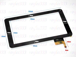 Wholesale Replacement Screens For Android Tablets - Wholesale-Replacement Touch Screen Digitizer for Somertek 9 inch Android 4.0 Tablet PC New