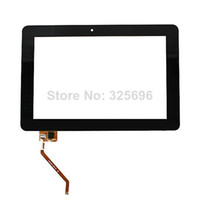Wholesale Ainol Tablets - Wholesale-Black Brand New 10.1 inch for Ainol NOVO 10 hero Quad Core tablet pc Touch screen with Digitizer free shipping !!!