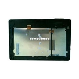 Pantalla de visualización para tabletas online-Al por mayor-Buena Qulity 100% nuevo conjunto de Tablet PC para Fujitsu Stylistic M532 pantalla LCD con pantalla táctil