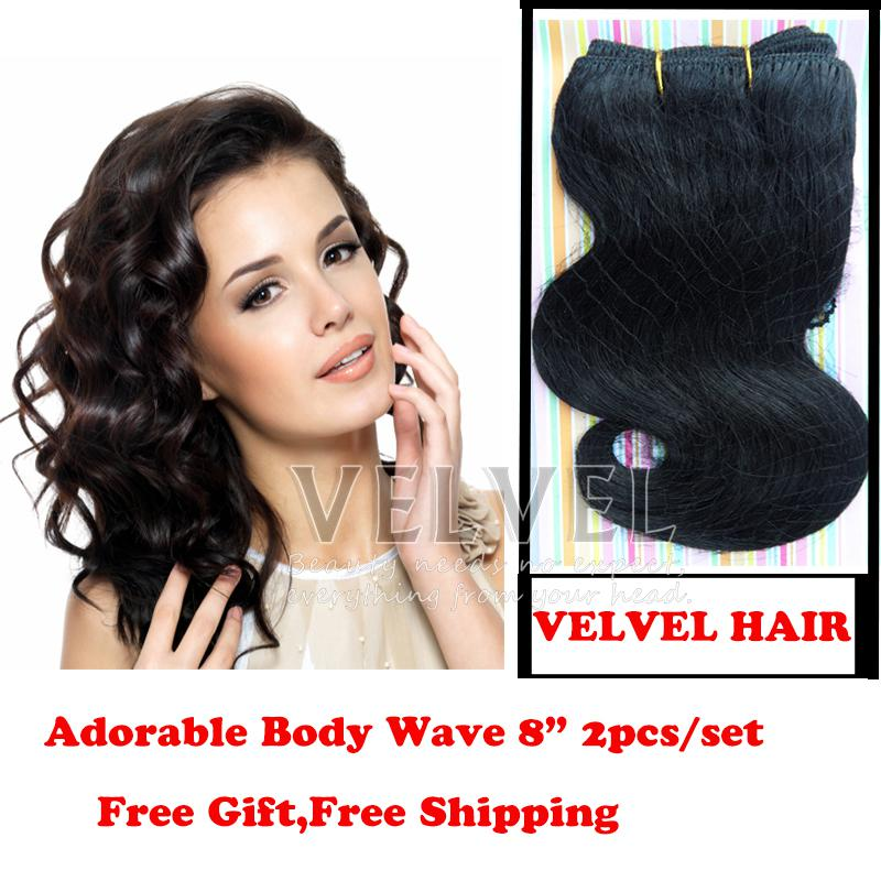 Cheap premium quality adorable body 10 color1 body wave human hair 6pcslotpremium quality adorable body 10 2pcs color1 body wave human hair mix synthetic hair extension hair weave synthetic hair pieces pmusecretfo Choice Image