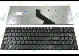 Wholesale New and Original Notebook Laptop keyboard For Acer Aspire T G G V3 V3 For Gateway NV55 NV57 Black