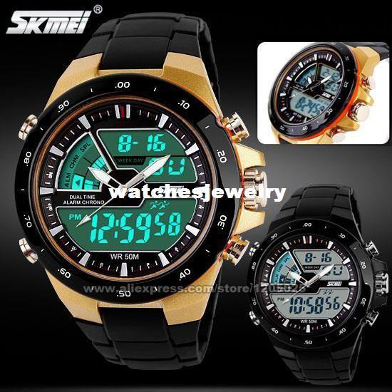 Wholesale Skmei 1016 Men Sports Watches Male Fashion Watch ...