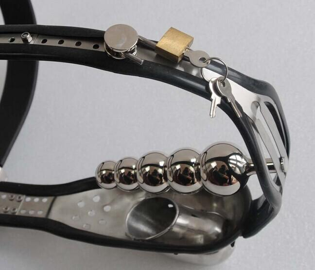 metal male chastity