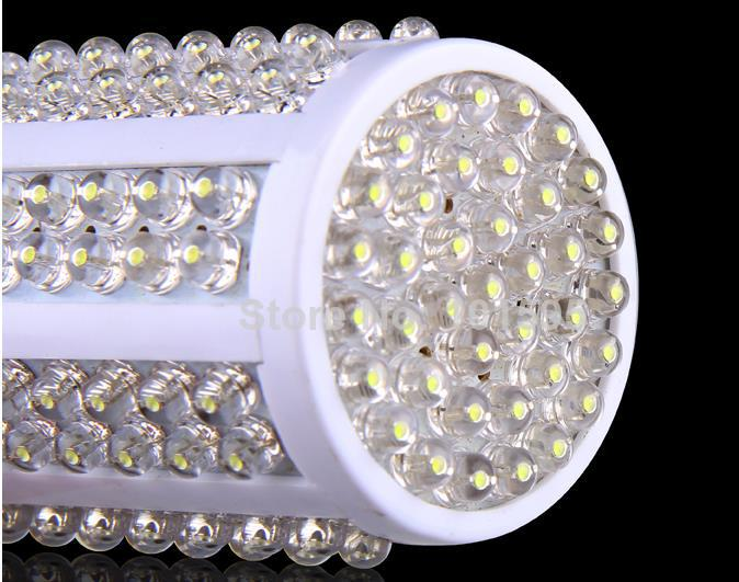 E27 mais barato 3 W 7 W 10 W 12 W 15 W 25 W 30 W 67 108 166 216 263 330 420 LEDS branco quente / branco Spot Light Corn Lâmpada Lâmpada AC 85 V - 265 V por DHL