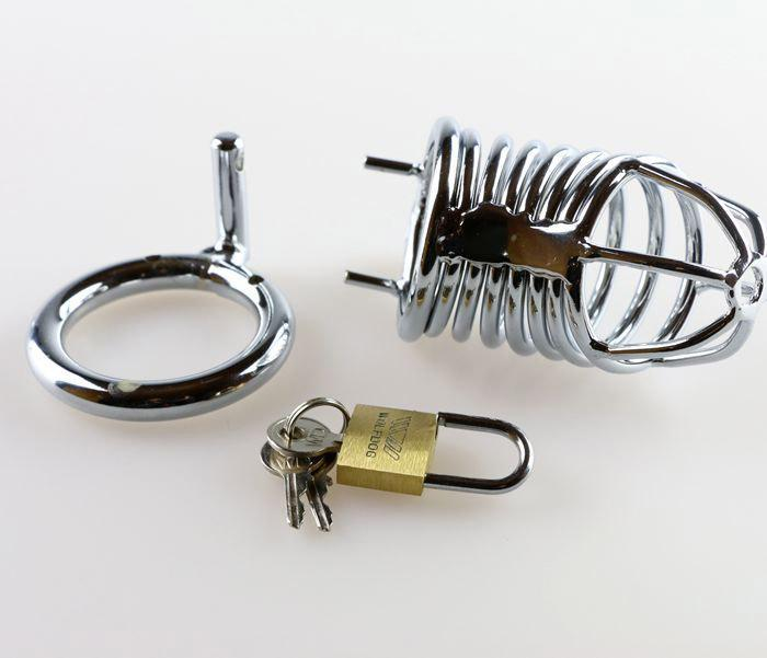 Male Chastity Cock Cage Stainless Steel Chastity Belt Bondage Fetish SM Sex Toys Art Cage Device With Chastity Devices