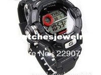 Wholesale Multifunctional Digital Watch - Wholesale-FREE SHIPPING gw9200 multifunctional sports electronic watch 9200 watch