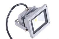 levou sensor de movimento flood lights venda por atacado-Projetor impermeável exterior dos projectores IP65 do diodo emissor de luz 10W iluminação impermeável CE da iluminação da lavagem da parede das luzes de inundação de 10 watts CE ROSH 2 anos de garantia