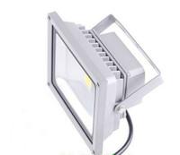 led vatio spot al por mayor-DC 12V AC 85-265V 20W LED Reflector de luz de inundación al aire libre Reflector impermeable IP65 Reflector de 20 vatios Iluminación de punto de paisaje de alta potencia