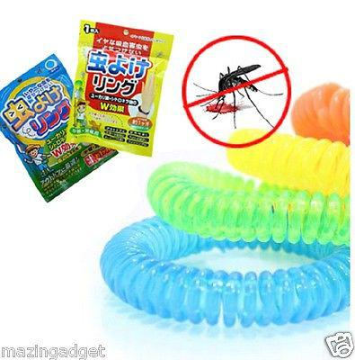 gute Qualität Moskito-Repellent-Band-Armbänder Anti-Moskito-reines natürliches Baby-Armband