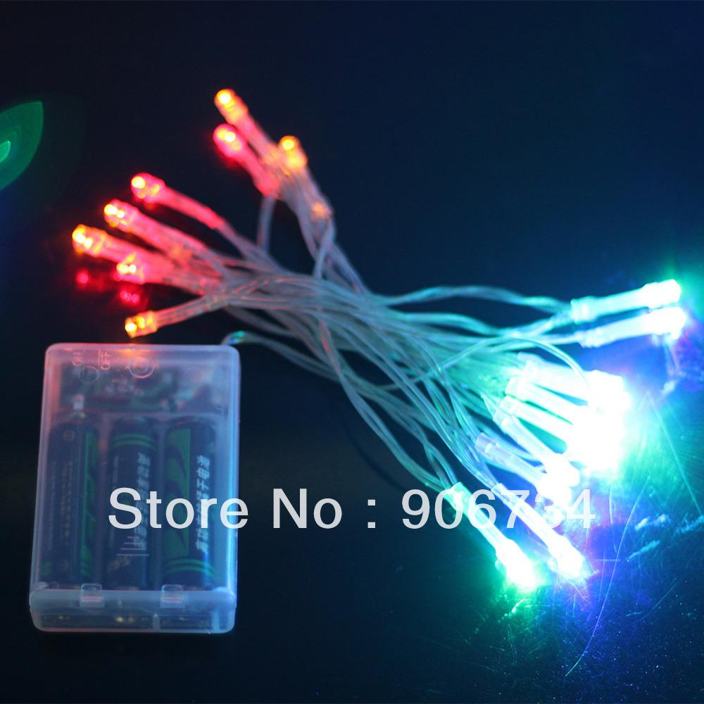 promotion wedding party christmas string fairy lights valentins battery mini 20 led lights for holidays light projector light root light covers for