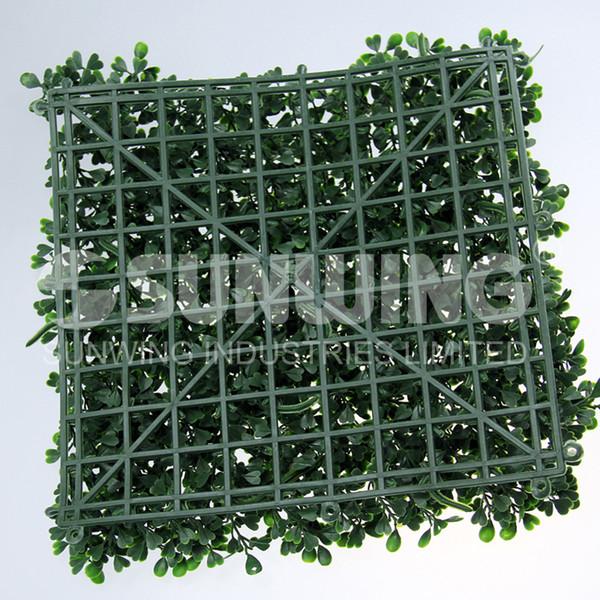 Free Shipping Artificial Garden Hedges Plants 12pcs