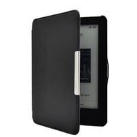 Wholesale Ereader Cases For Kobo - S5Q Ultra Slim Leather Hard Case Magnetic Cover Auto Sleep For Kobo GLO eReader AAABXR