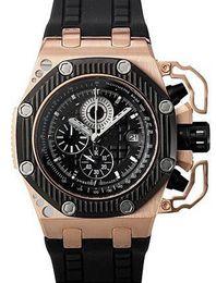 Mens swiss chronograph luxury watches online shopping - Luxury Swiss Men s Chronograph Watches Famous Brand Rose Gold A Date Fashion Mens Dress Quartz Sport Stopwatch Rubber Watch