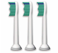 Wholesale Electronic Toothbrush Heads - HX6013 Sonicare Toothbrush Head 3heads in one Box packaging Electronic Replacement Heads For Phili Sonicare ProResults HX6013 Toothbrush