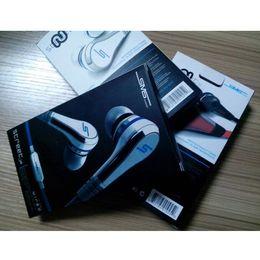 Lg Mini Audio NZ - 50 Cent mini Earphones SMS Audio Street by 50 Cent Headphone In-Ear Headphones 3 colors Factory Price