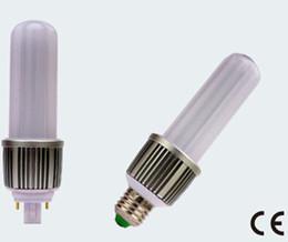Wholesale Led Pl Downlight - X5 Horizontal Plug Lamp 12W led PL light downlight LED corn light 360 degree 12w E27 G24 (2pins, 4pins) 360 degree beam angle AC85-265V