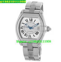 Wholesale watch box seller for sale - Group buy Factory sellers luxury watch Stainless Steel quartz MINT Box