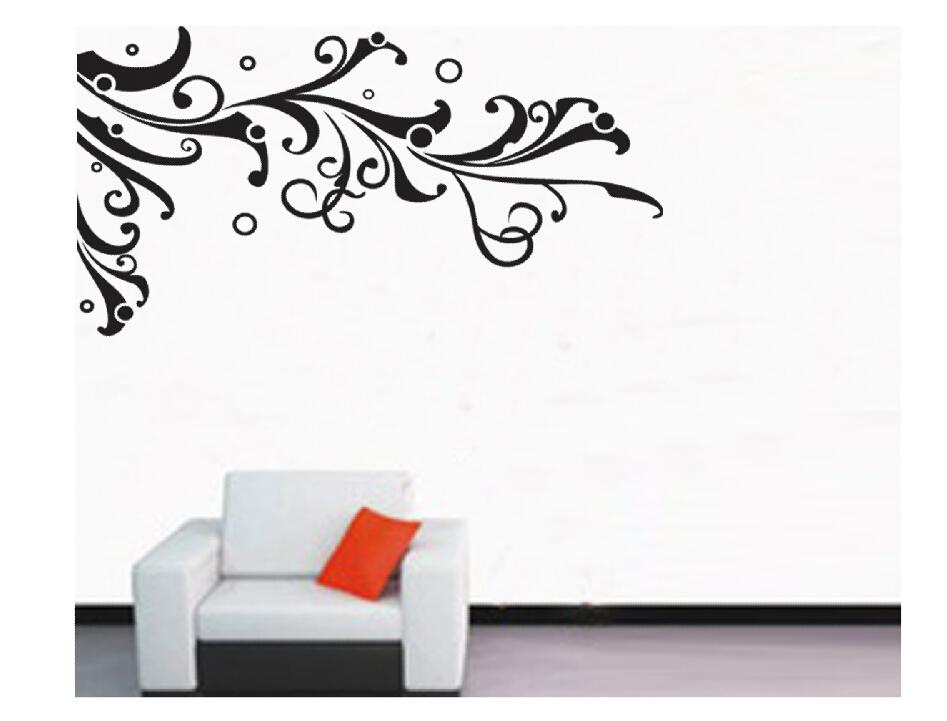 130x70cm 51x28 Jm7034 Black Tree Wall Stickers Home Decor Diy Adesivo De  Parede Bathroom Bedroom Decoration Removable Vinyl Home Decals For  Decoration Home ...