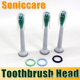 Wholesale Sonicare Heads - 2016 hot HX6013 Sonicare Toothbrush Head packaging electric ultrasonic Replacement Heads For Phili Sonicare ProResults by world-factory