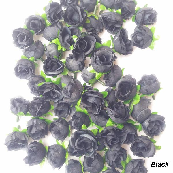 2018 3cm diameter artificial flower head high simulation silk rose 2018 3cm diameter artificial flower head high simulation silk rose 4 black flowers assorted flower heads festive party supplies new from daydayonline2 mightylinksfo